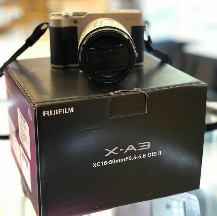 FUJIFILM XA3 KIT 16-50MM/BM ORIGINAL