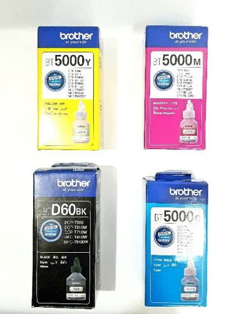Best Seller Tinta Brother BTD60BK & BT5000 Brother DCP T310 T510W