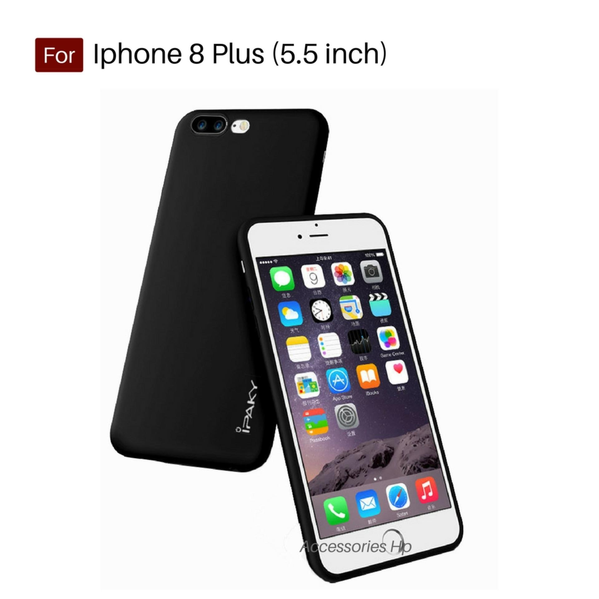 Accessories Hp iPaky Super Slim Matte Anti Fingerprint Hybrid Case For Iphone 8 Plus 5 5