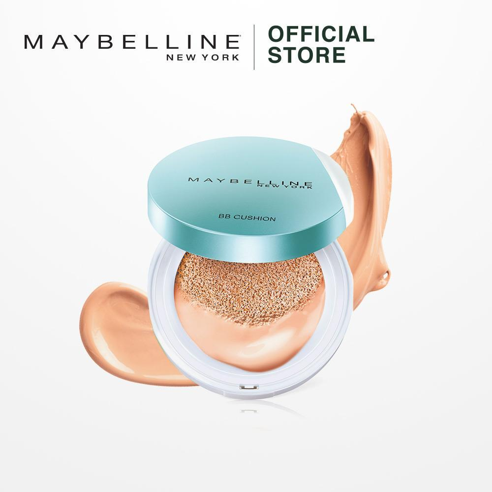 Maybelline Fresh Matte BB Cushion - 02 Light