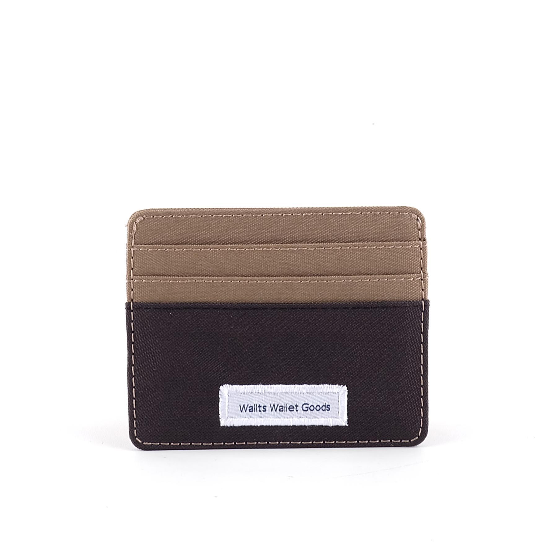 Dompet Kartu Nama ATM KTP Credit Card Anti Air Unik Praktis Fashion Wallet Alumunium Kuat Mudah