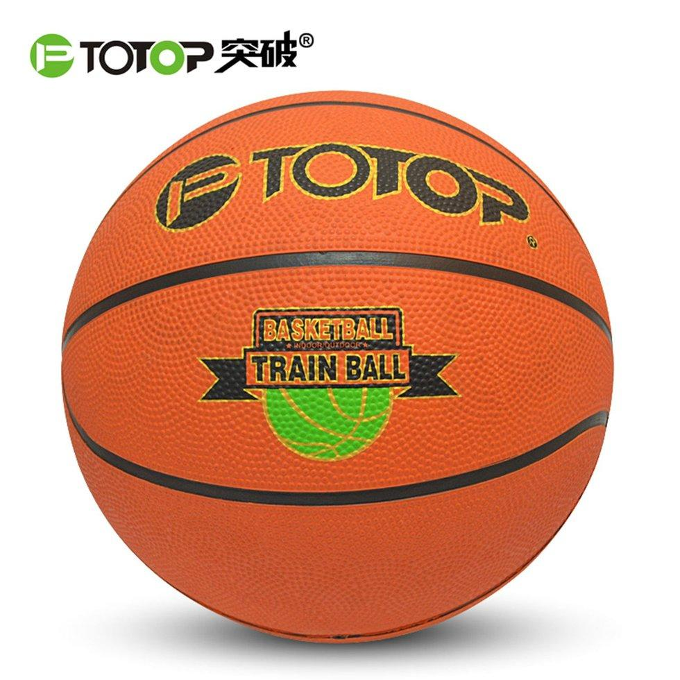 Hình ảnh Size 7 Rubber Basketball Special For Primary And Middle School Students