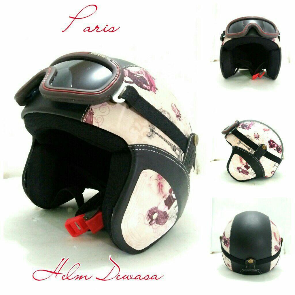 Beli Helm Mobil Store Marwanto606 G Fresh Spray Pengharum Dan Deodoriser Sport Retro Printing Paris Girl Kacamata Exelent