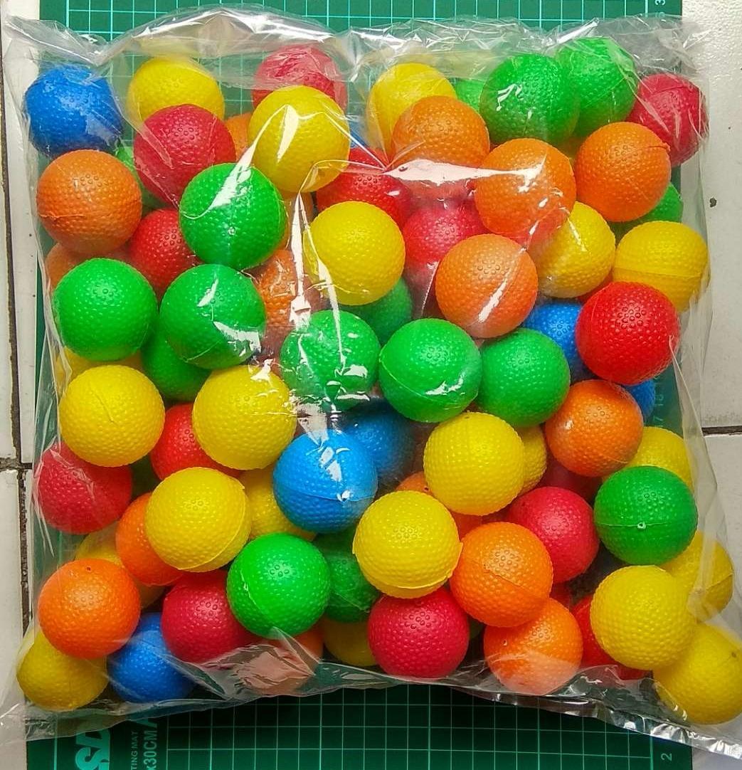 Bola Mandi Isi 100 Daftar Harga Terkini Termurah Dan Anak Warna Warni Mainan Pcs Mymom Ping Pong Kecil Grosir