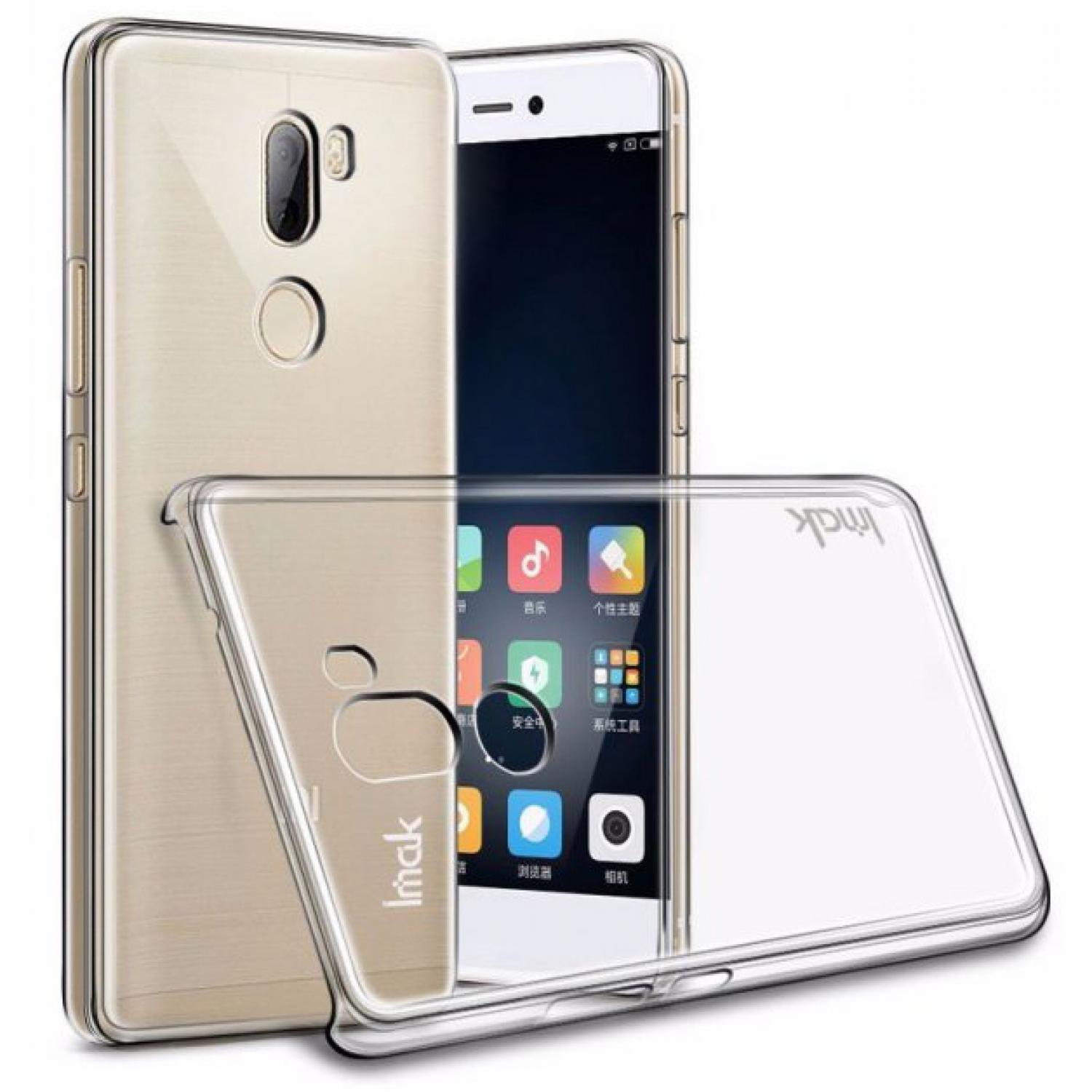 Imak Crystal 2 Ultra Thin Hard Case for Xiaomi Mi5s Plus | Pelindung