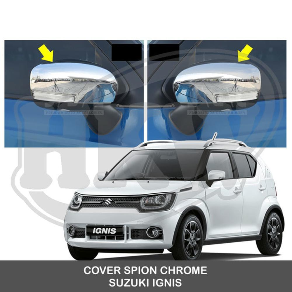 Cover Spion Suzuki Ignis Chrome