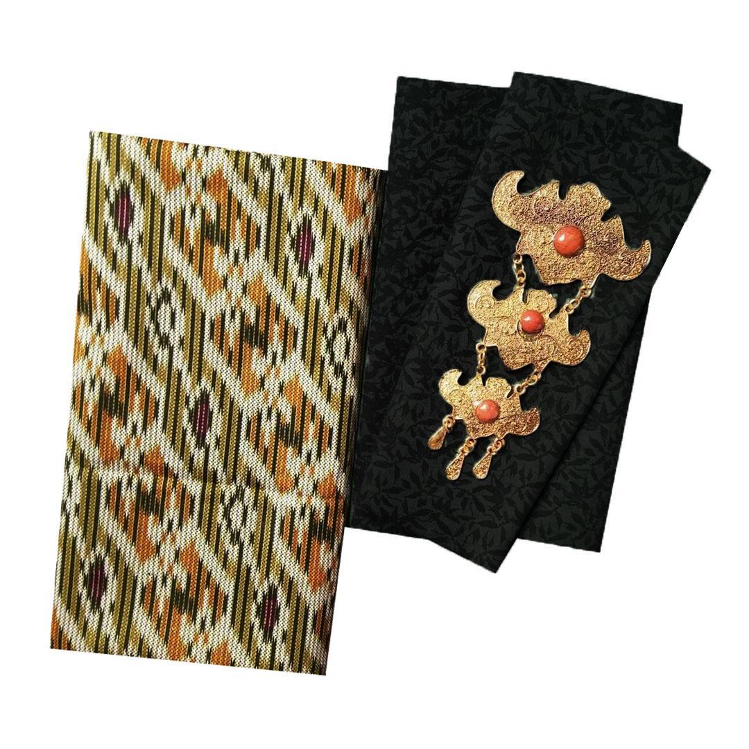 Kain Batik Kombinasi Bahan Sogan Dan Embos Murah Kks001 Daftar Source · Terimakasih dan Selamat Berbelanja