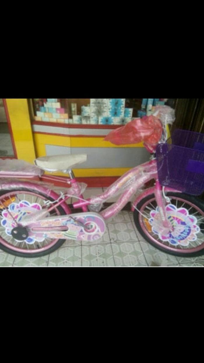 sepeda anak mini united joyfull 20. - Ng1jzy