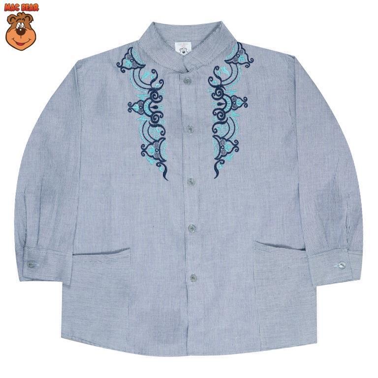 MacBear Kids Baju Anak Atasan Koko Ahmad