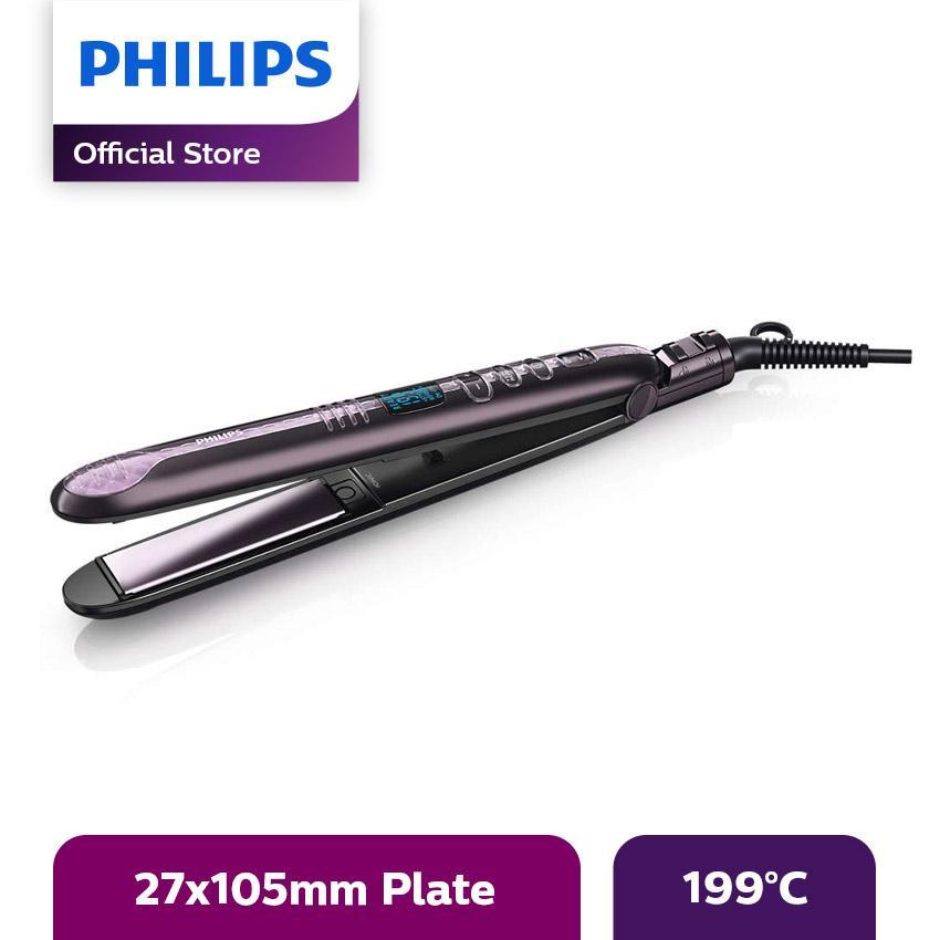 Philips HP8339 Pelurus Rambut - Ungu