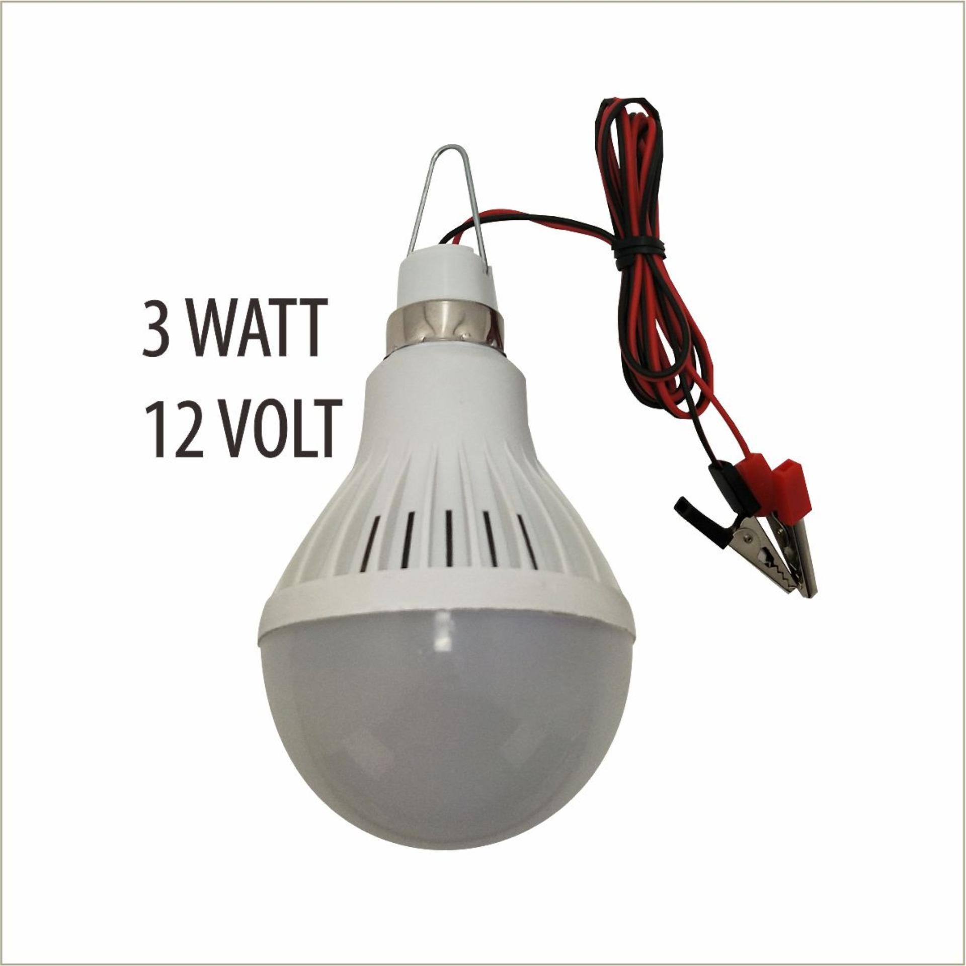 WEITECH LED BOHLAM EMERGENCY GX-L061 3W 12V