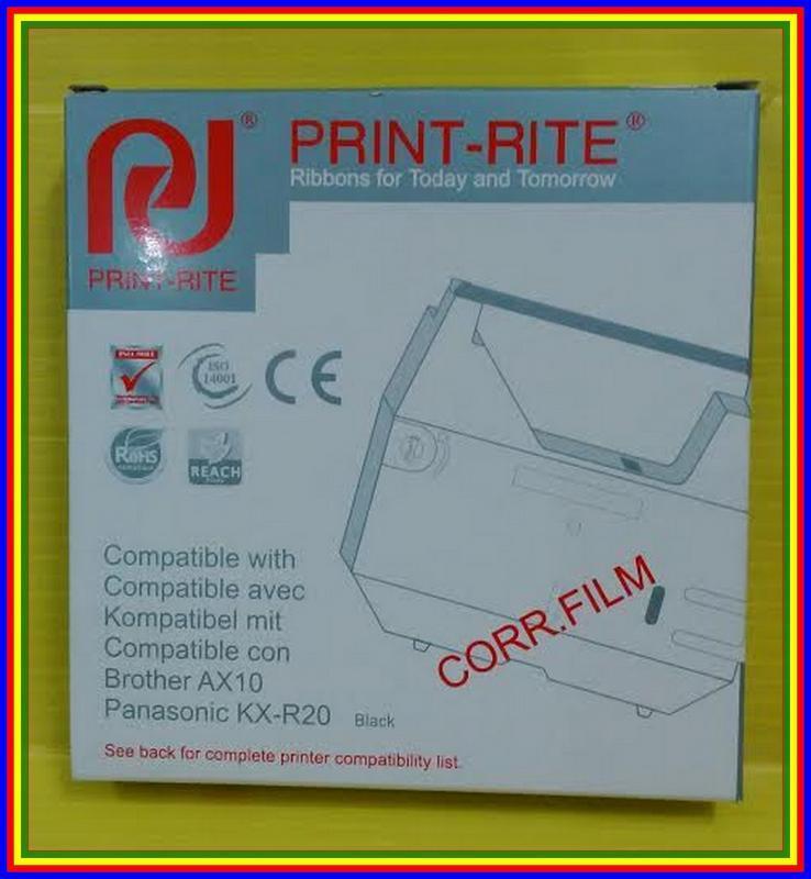 Printrite Pita Ribbon Mesin Tik Brother Gx6750 8250