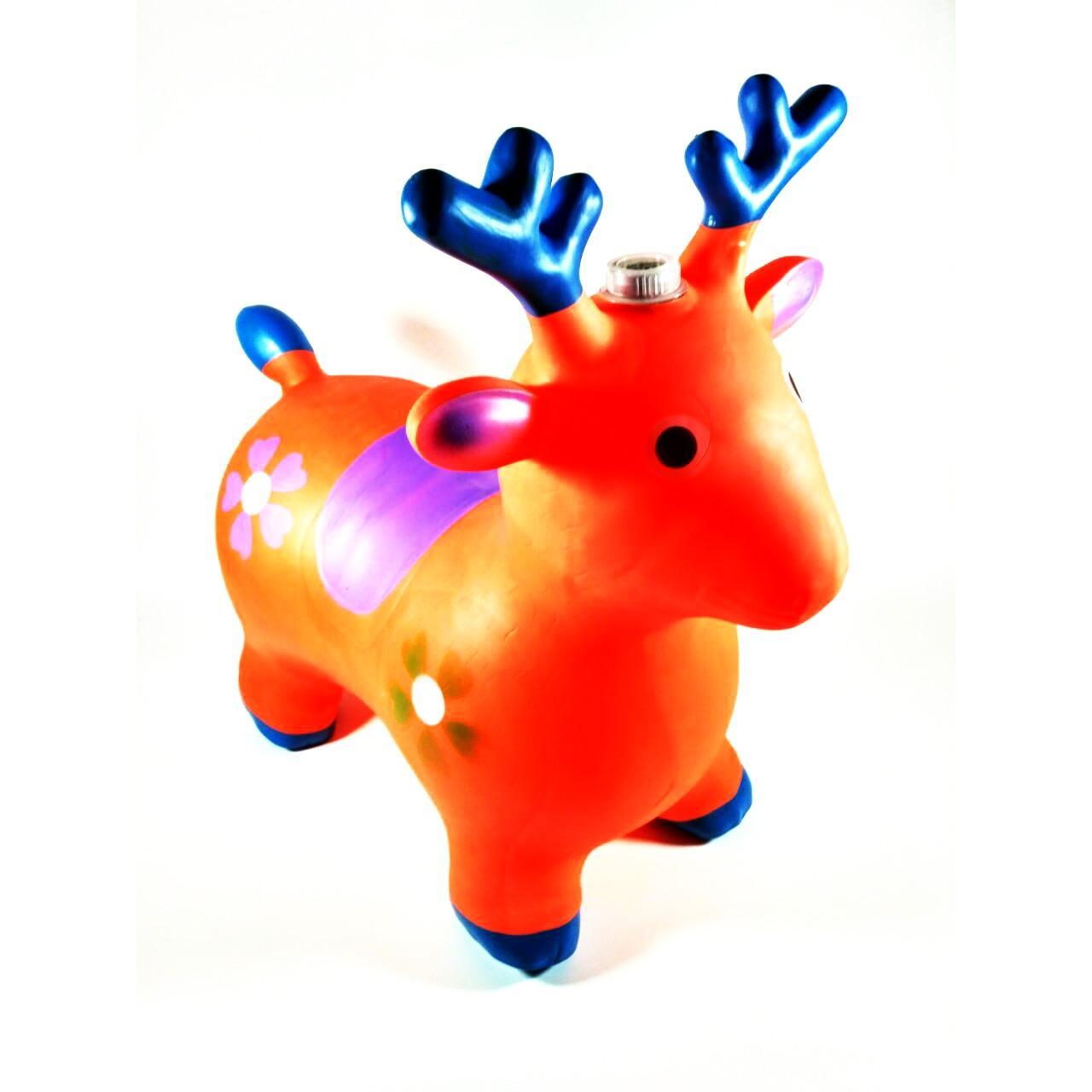 Informasi Harga Terupdate Mainan Anak Kuda Kudaan Bulan November Kp 582 Sepeda Mobil Dorong Shp Toys Orange Jumping Animal Musik Dan Lampu Tunggang Karet