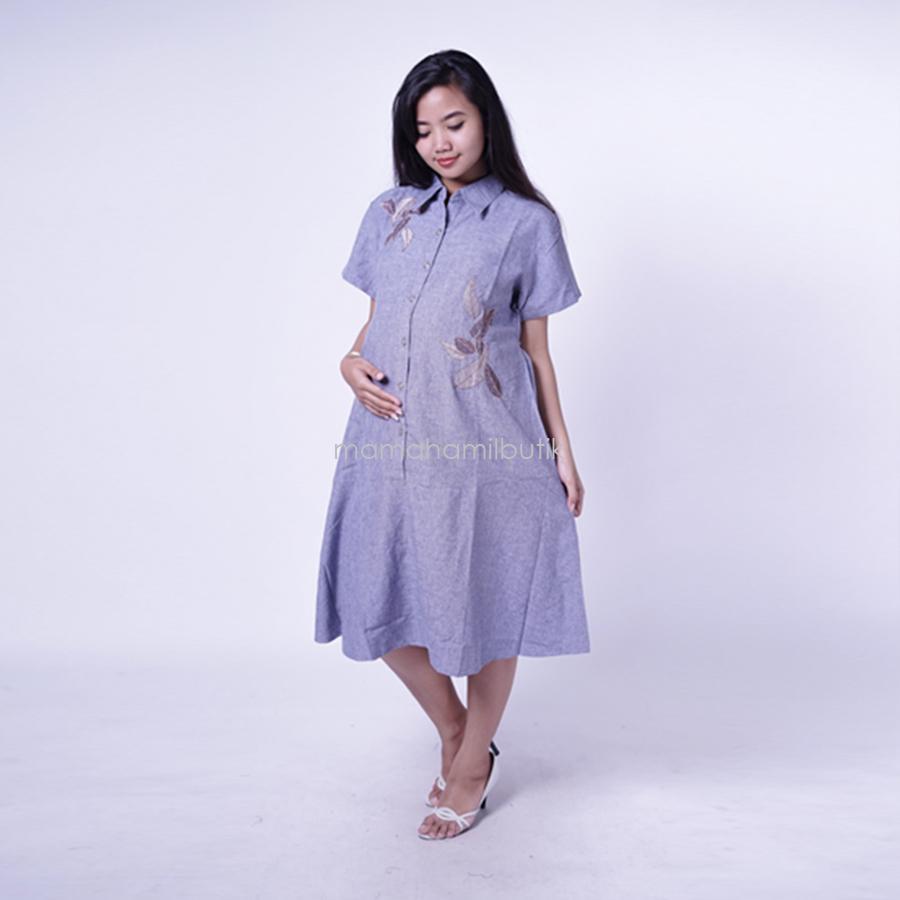 Cek Harga Baru Ning Ayu Gamis Hamil Kaos Kotak Rose Gms 250 Baju