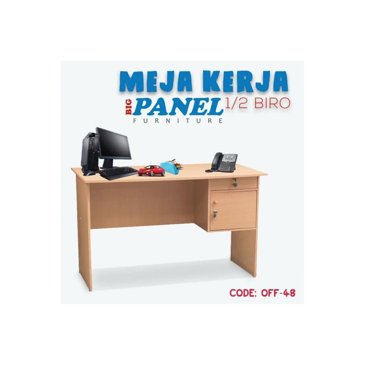 Meja Kerja Meja Kantor Furniture Office Table Office Desk