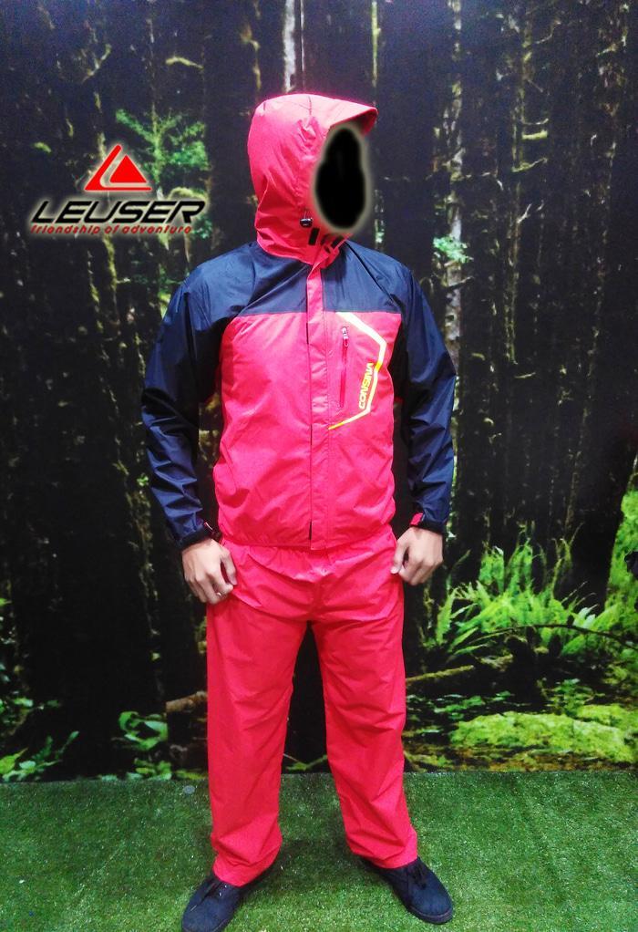 Rain Coat Consina / Jas Hujan Consina Spyder Seal