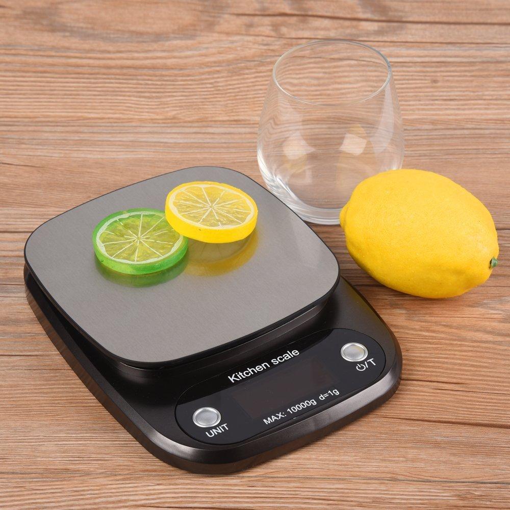 Cek Harga Baru Timbangan Dapur Digital 10kg 1 Gram Untuk Kue Makanan Atau Kapasitas 10 Kg Masak 4