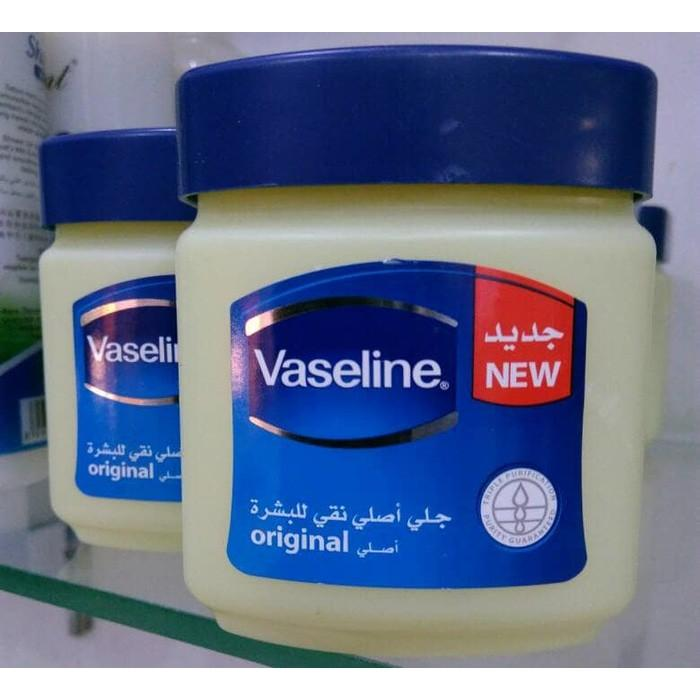 Vaseline Pure Petroleum Jelly 100ML Vaselin Arab 100 ML dijamin asli original