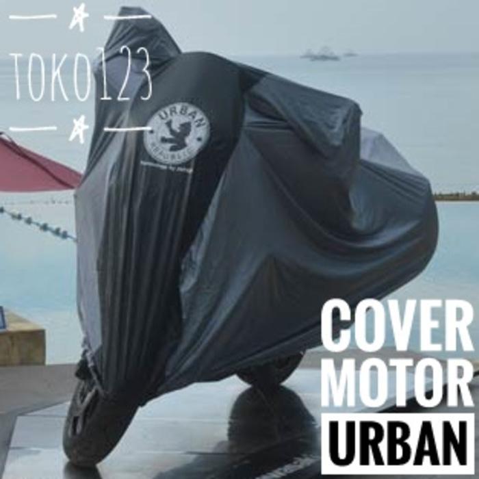 Sarung motor / Cover motor URBAN untuk NINJA 250 / R25 / CBR - O5XWZ0