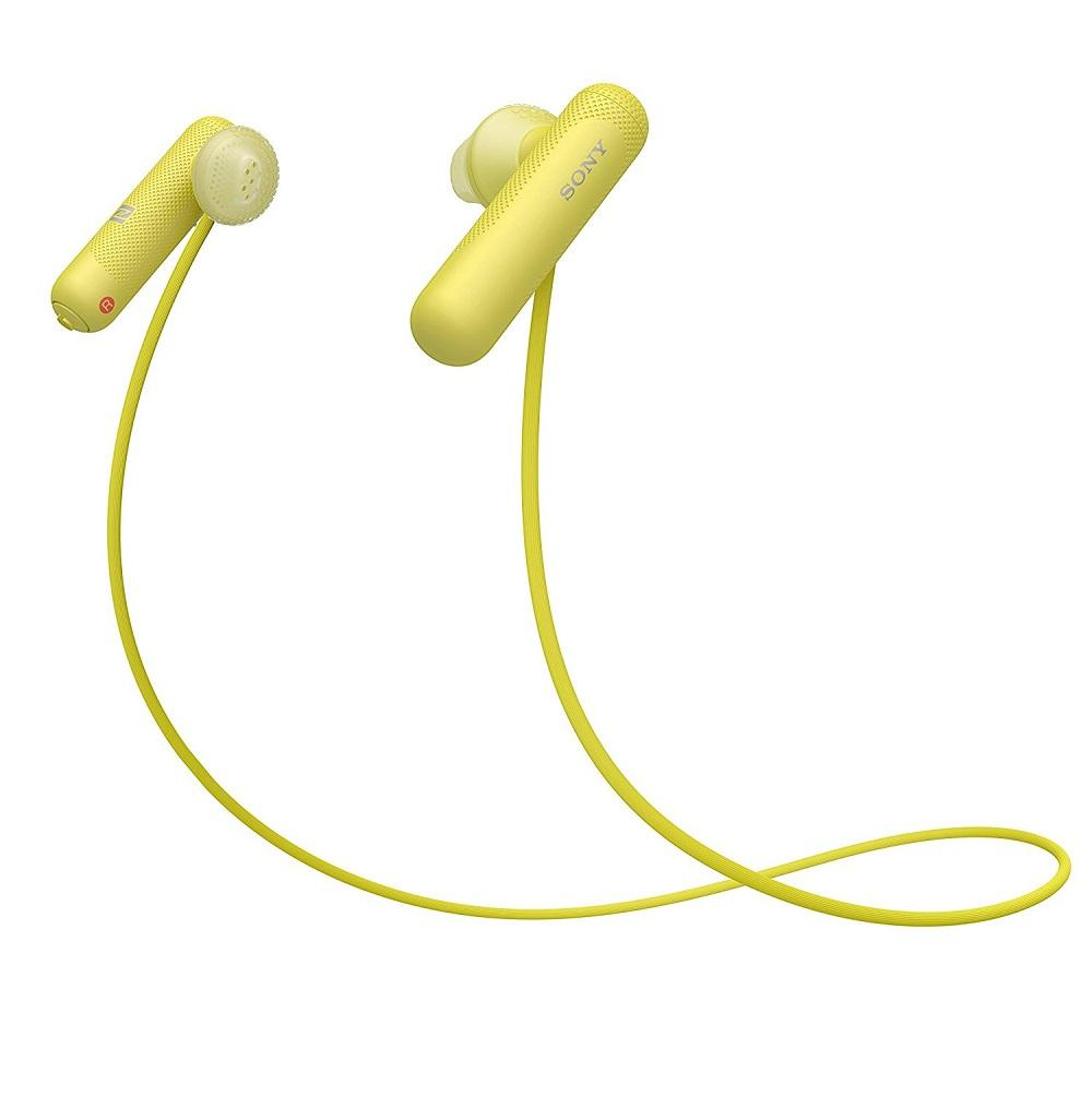 Buy Sell Cheapest Wireless Mdr Best Quality Product Deals Sony Extra Bass Sports Bluetooth In Ear Headphone Xb80bs Merah Wi Sp500 Sp 500 Sport Yellow