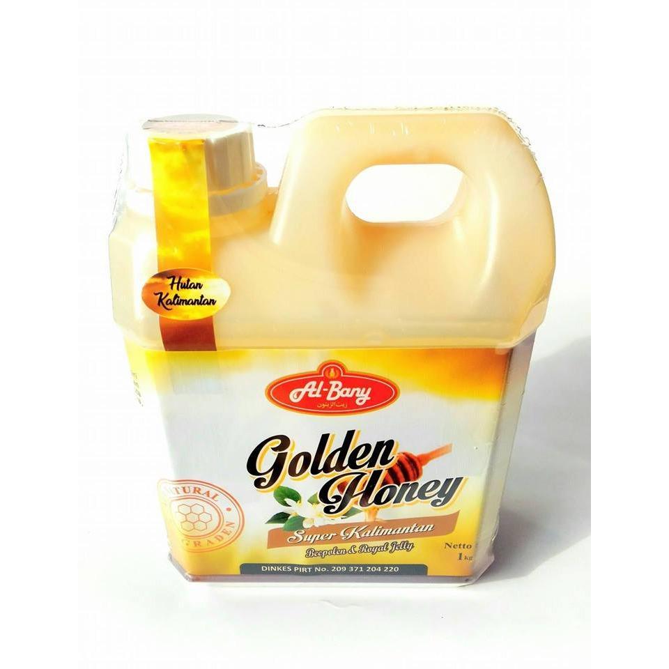 Buy Sell Cheapest S B Golden Best Quality Product Deals Kintakun Sprei Leaf 180 X 200 B4 King Raspberry Madu Hutan Kalimantan Honey Netto 1kg Exp 2021