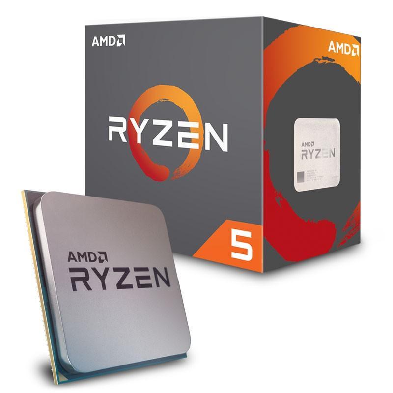 AMD Ryzen 7 2600X Gen 2 Pinnacle Ridge
