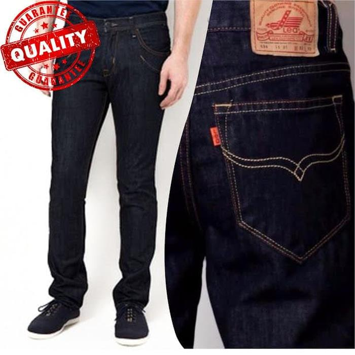 JEANS LEA JEANS BRANDED GRADE ORY 100% IMPORT QUALITY PRODUCK