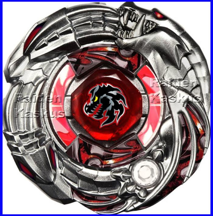Beyblade BBG-16 Dark Knight Dragooon LW160BSF (KW)