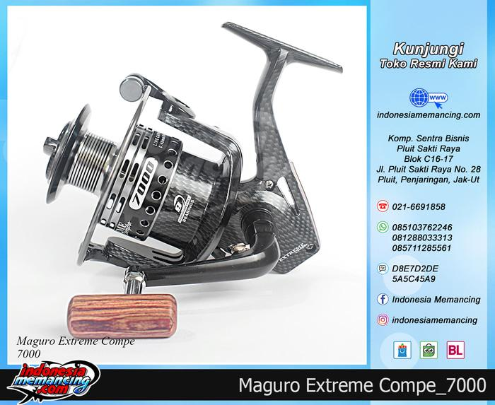 Reel Maguro Extreme Compe size 7000 - Af2UCP
