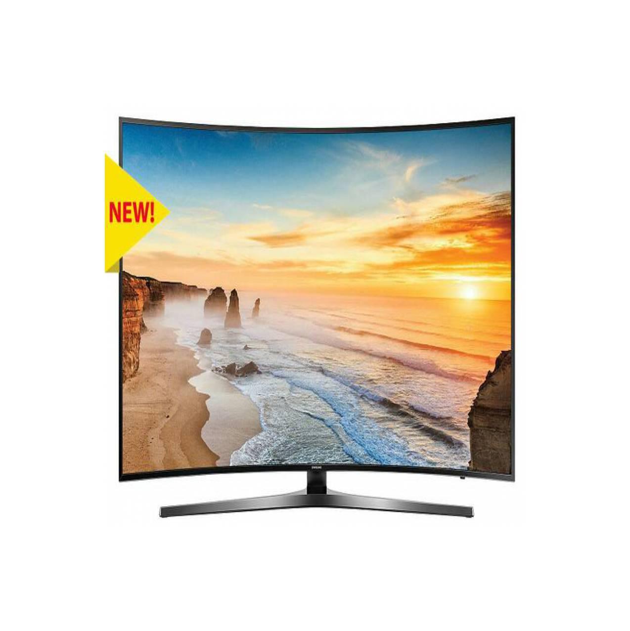 Samsung 55KU6500 55 Inch UHD 4K Curved Smart TV