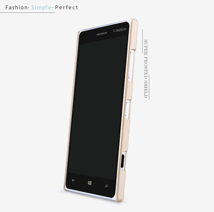 PROMO TERBATAS!!! Nillkin Frosted Nokia 830 Free Antigores Terbaru