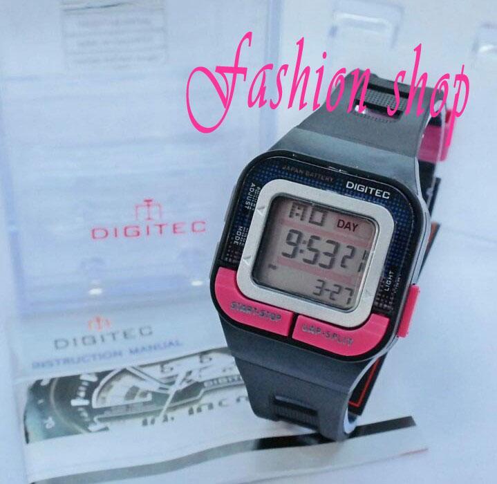 Digitec Digital Watch Jam Tangan Pria & Wanita - Terbaru
