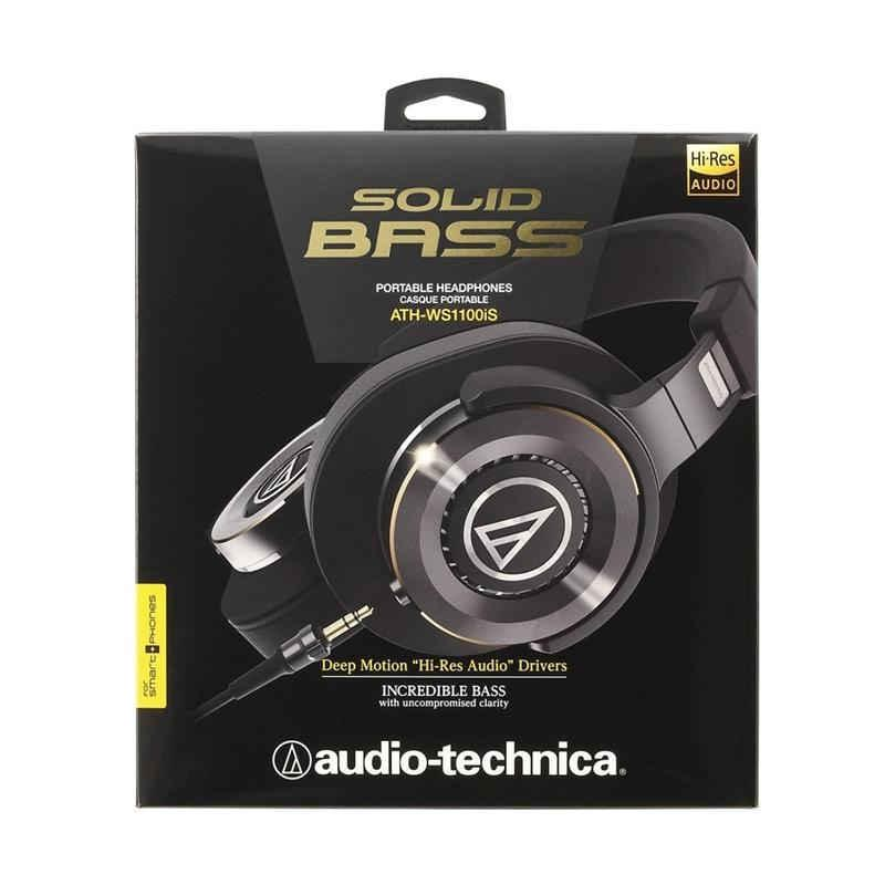 Audio Technica ATH-WS1100iS Headset