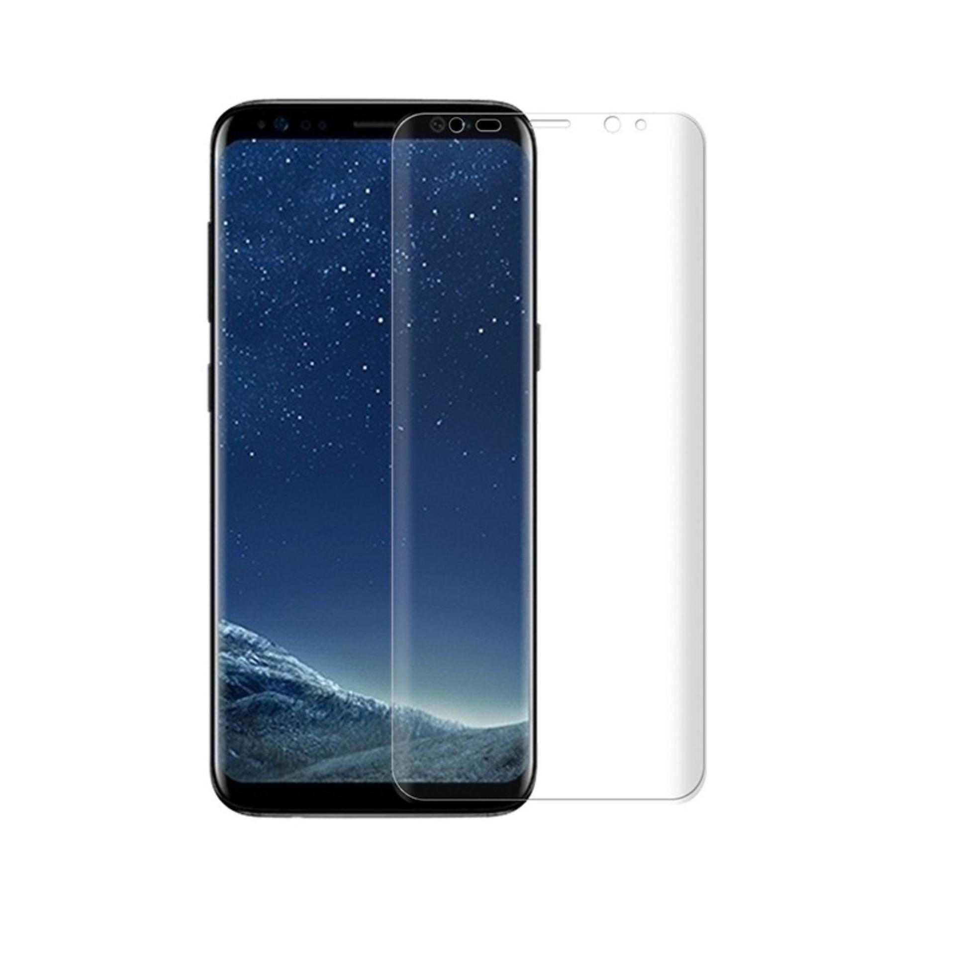 handphone samsung galaxy s9 plus Samsung Galaxy S9 PLUS Screenguard PET Full Cover Screen Protector Not