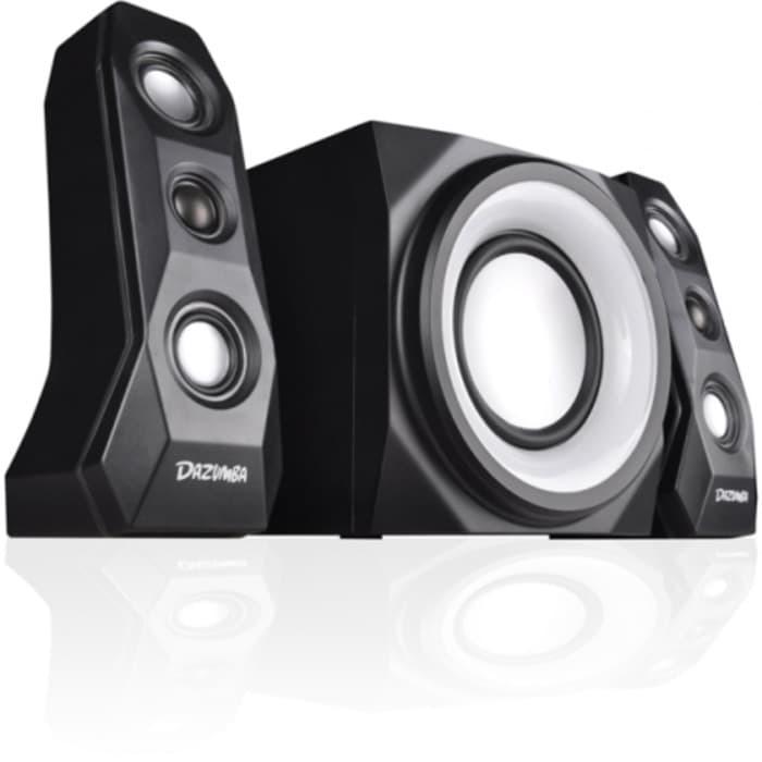 ... Speaker Dazumba Aktif Portable DW366 Bluetooth Subwoofer BASS - 3 ...