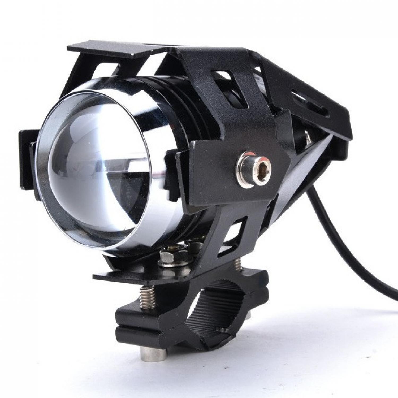 Motorcycle Transformer LED Projector Headlight Cree-U5 3000 Lumens Lampu Motor