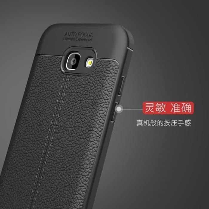 ... Samsung A5 2017 SOFTCASE AUTO FOCUS LEATHER CASING KULIT Hardcase a520 - 4 ...