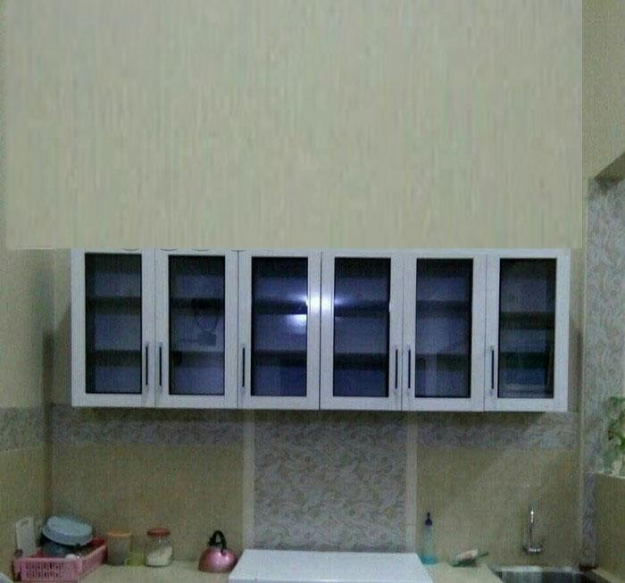 Kitchenset 6 Pintu