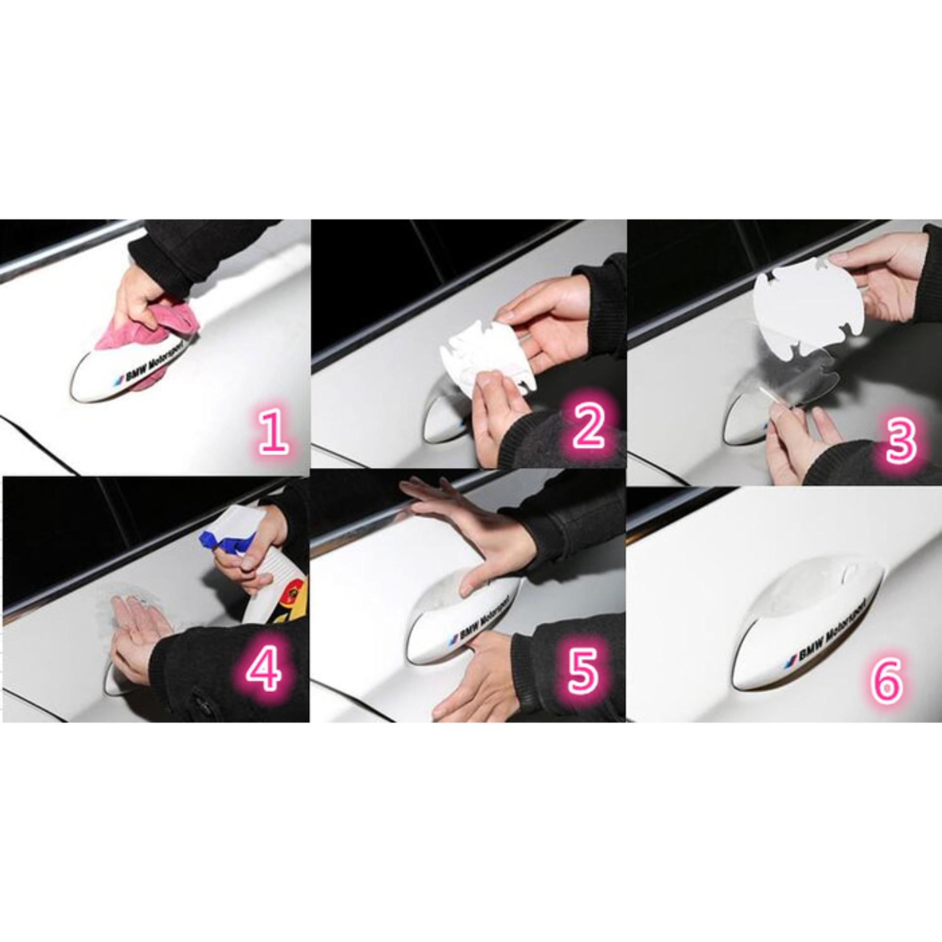 LARS - Pelindung Pintu / Anti Gores Mobil / Car Door Protector isi .