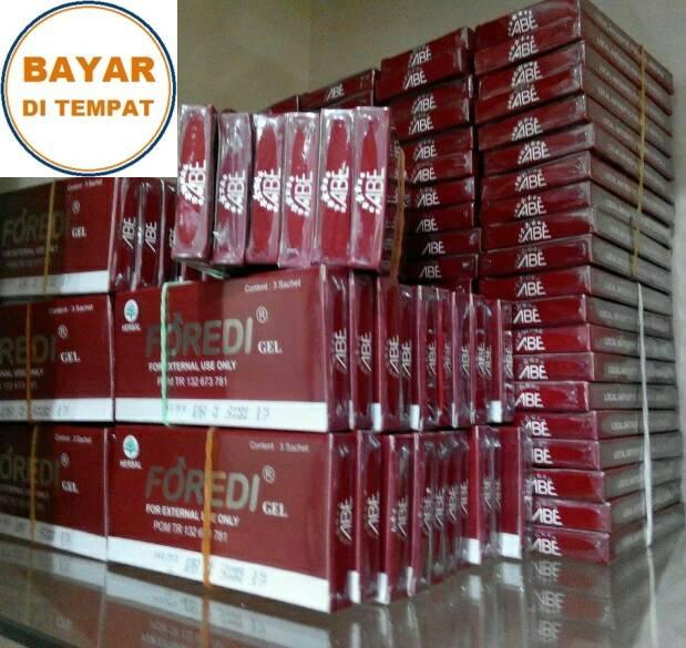 Foredi Gel Jakarta 100% Asli (Recommended Boyke)