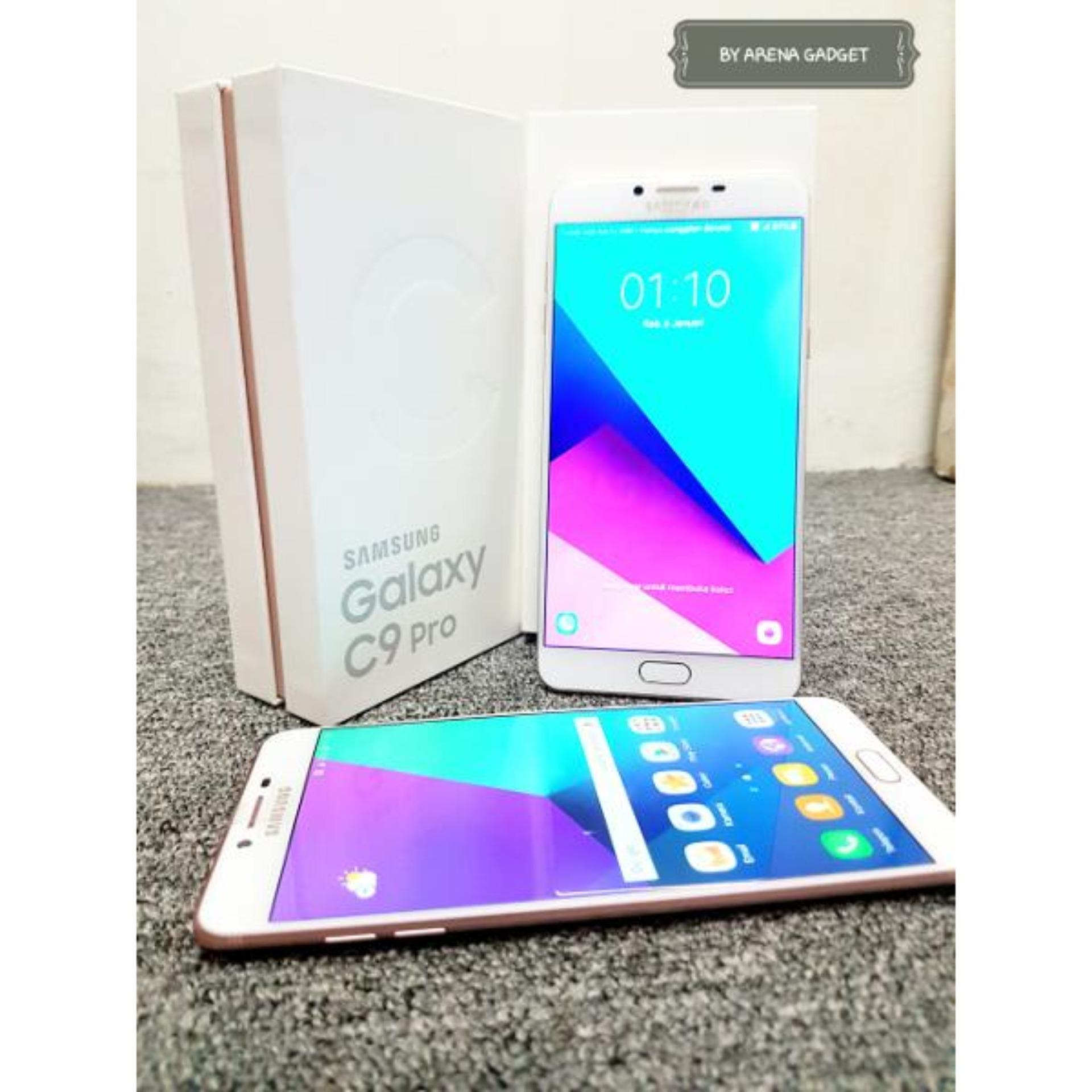 SAMSUNG GALAXY C9 PRO SM-C900F - LTE - 64 GB Garansi SEIN