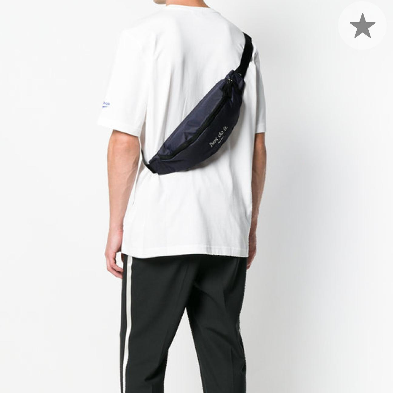 Kelebihan Original Bnib Haritage Belt Bag Nike Just Do It Farfecth Backpack Pria Raindoz Bbr611 Classic Black White