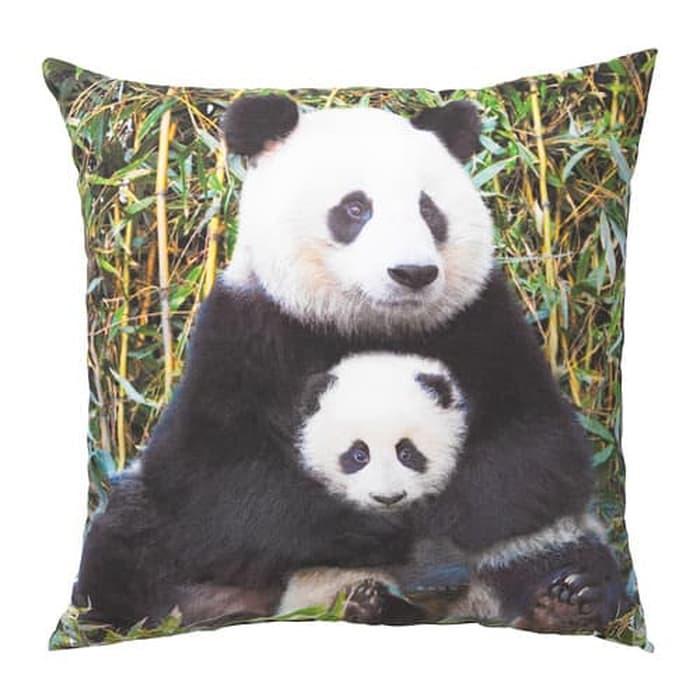 IKEA URSKOG Bantal kursi, Panda aneka warna