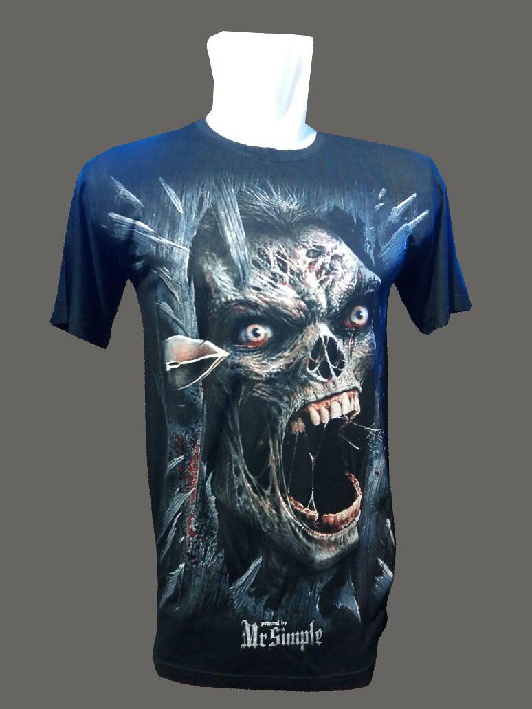 Cek Harga Baru Scokey Kaos Metal Sorban Distro Sablon Long Black Shirt Ditro Murah Atasan Pria Cewek Baju