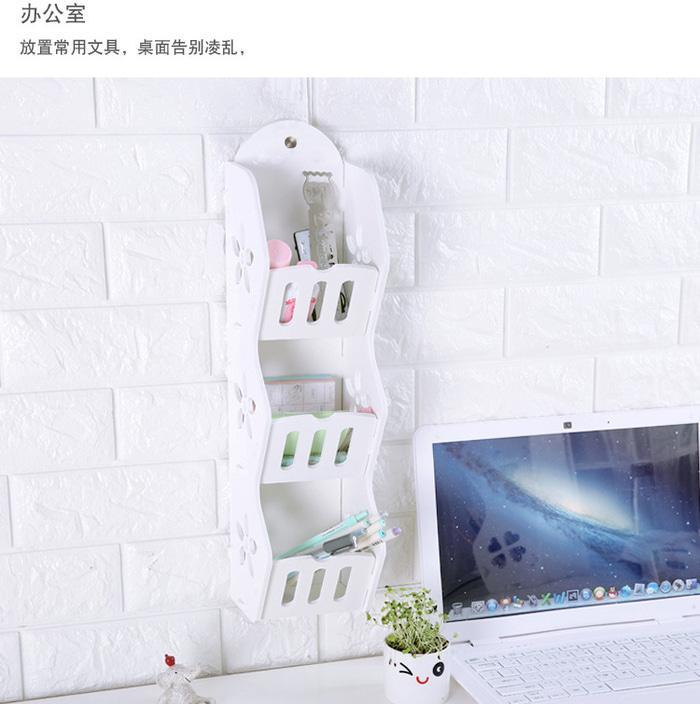 Rak Kosmetik Organizer remote HP AC TV Elektronik DIY M11