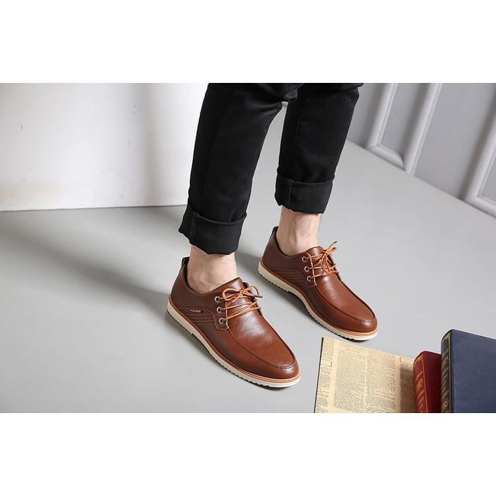 SEPATU MURAH PRIA BATAM SEPATU SEPATU Sepatu Sepatu Fashion Man HC F03