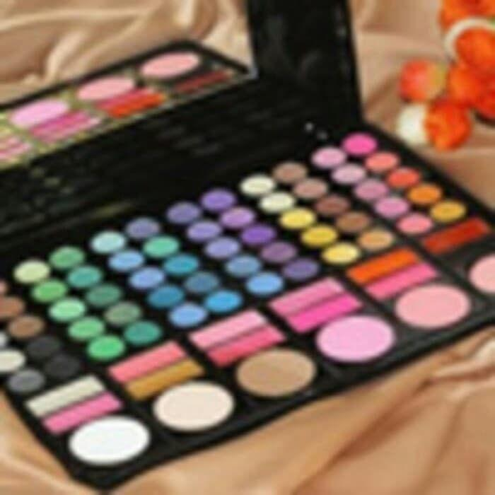 MAC 78 Coluor Eyeshadow Palette Terdiri Dari 60 Eyeshadow 6 Blush On Best Seller - MAC 78 Coluor Eyeshadow Palette Terdiri Dari 60 Eyeshadow 6 Blush On Termurah