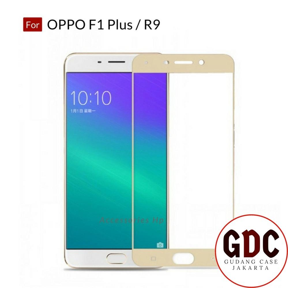 ... Tempered Glass Warna Screen Protector for Oppo F1 Plus / R9 - BlackIDR19701. Rp 19.701