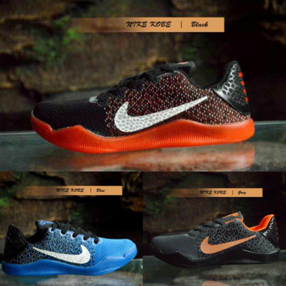 Promo sepatu olahraga pria  kobe import vietnam gym joging running zumba/ compt .puma. Diskon