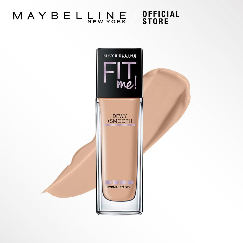Maybelline Fit Me Dewy + Smooth Foundation - 130 Buff Beige